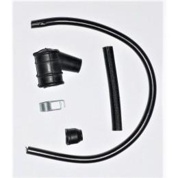 Antiparasite - Connecteur bougie et cable diam 5.5