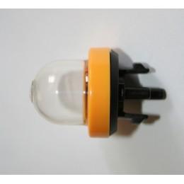 Pompe d'amorçage à clipser à base large